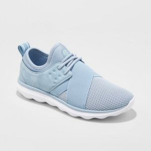 C9 Champion Blue Poise 2 Crossband Sneakers
